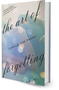The Art of Forgetting a novel by Camille Pagán